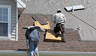 Roof repair services in Scranton
